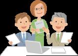 技能実習生受入れ申請手続や在留期間更新に関する業務
